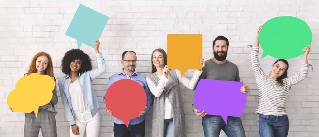 【業務効率が上がる!】ビジネスチャットツールの機能・メリット・選び方