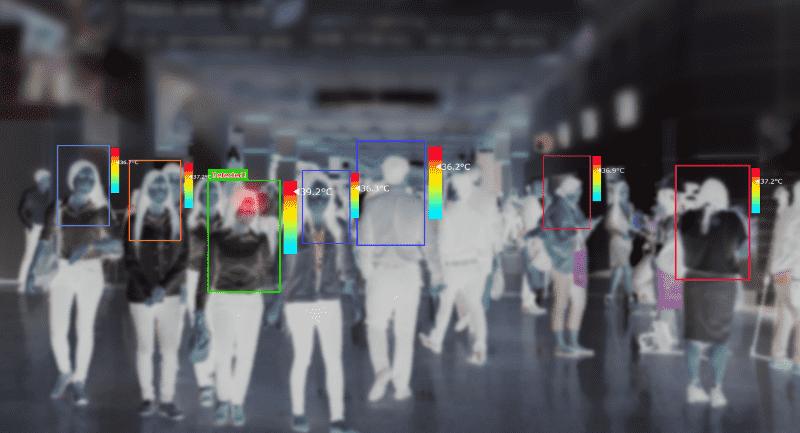 【解説】サーモカメラって本当に効果ある?精度や体温計測の仕組み